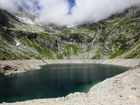 Lago Cingino Alta Valle Antrona