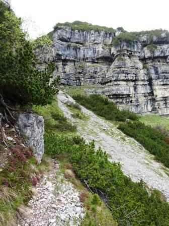 Sentiero 348 Dolomiti di Brenta Val d'Ambiez