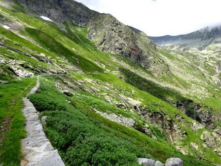 GTA Alta Valle Antrona Cingino Camposecco