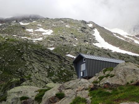 Bivacco Camposecco Alta Valle Antrona