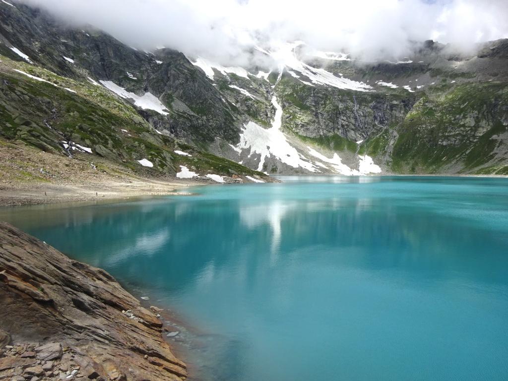 Lago di Camposecco Alta Valle Antrona