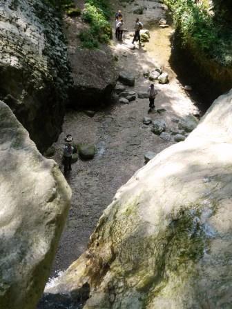 Parco cascate Molina