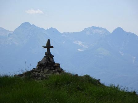 Monte Alto Alpi Apuane