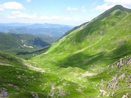 Alpe di Succiso Monte Alto Ghiaccioni