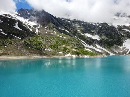 Lago Camposecco Alta Valle Antrona