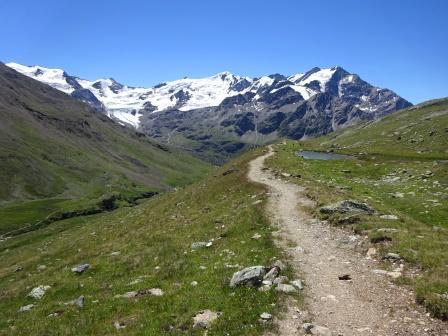Valle di Cedec Ghiacciaio dei Forni