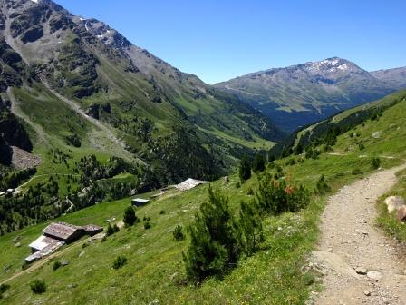 Valfurva Baite Forni e Monte Sobretta