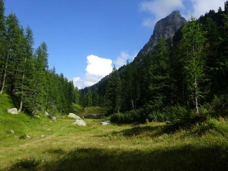 Pian della Mussa Rocca Tovo