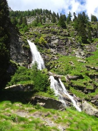 Cascata Rio Banella Alta Valle Antrona
