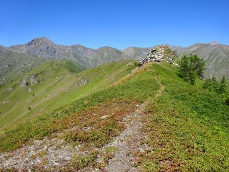 Monte Truscera Vallone Rodoretto