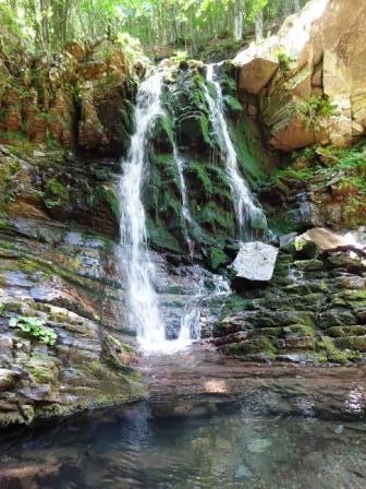 Sentiero delle Cascate cascata del Terzino