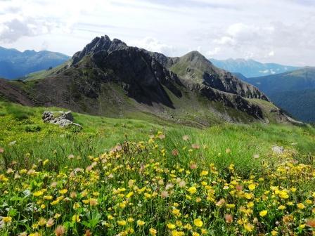 Sentieri Lagorai Monte Val Piana