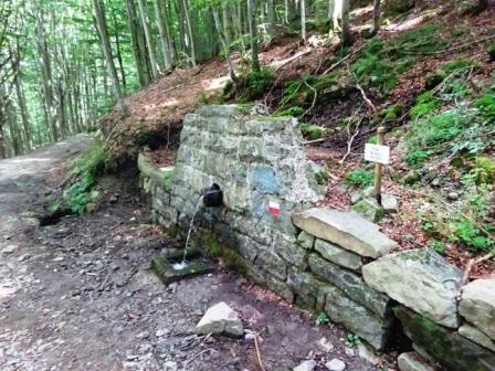 Sentiero delle Cascate Fonte Montalto