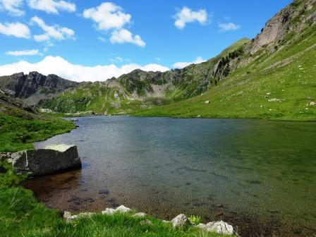 Lago di Montalon Lagorai