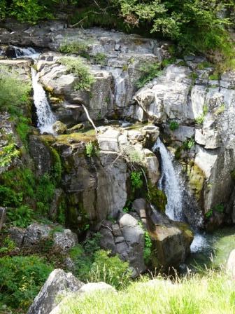 Sentiero delle Cascate cascata Cascadora