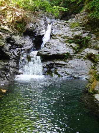 Sentiero delle Cascate Pozzo del Pisano