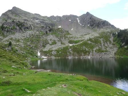 Lago delle Stellune Lagorai