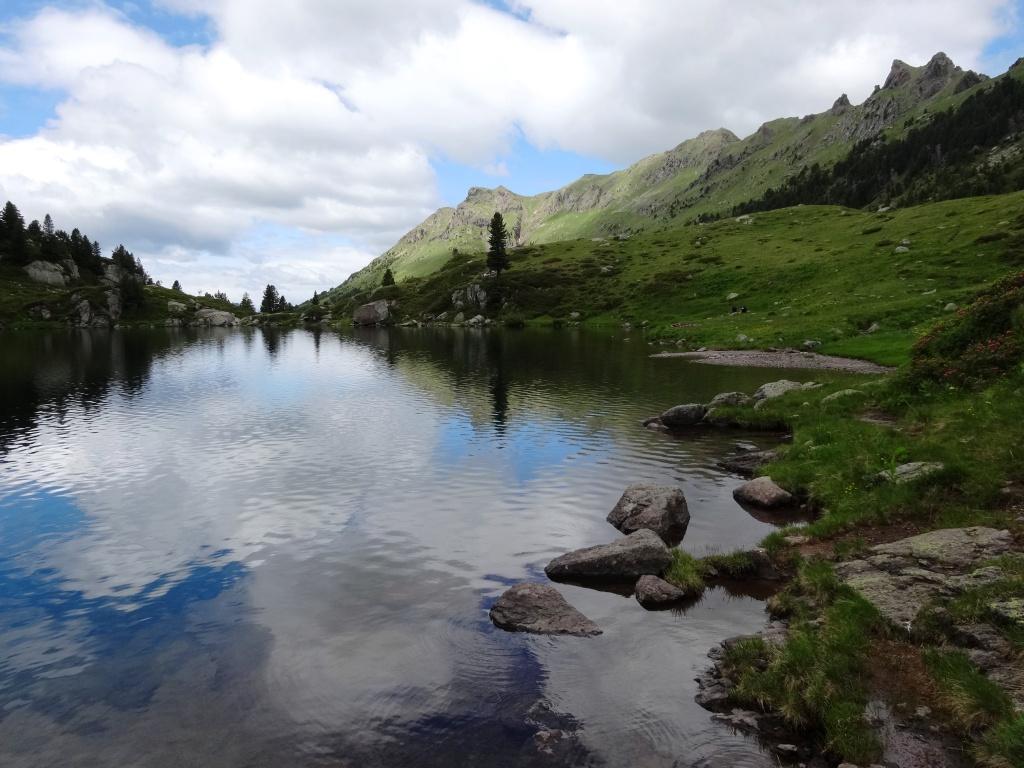Lago Stellune Lagorai