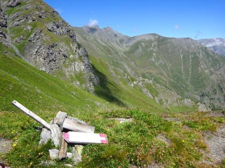 Colle Balma Alpe Salza