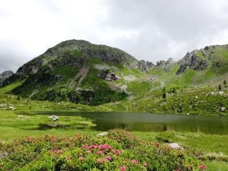 Lago delle Buse Lagorai