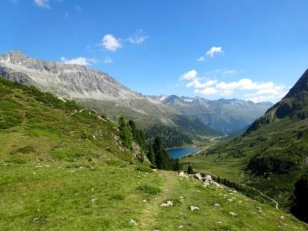 Obersee Staller Alm