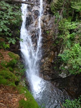 Cascata in Val Salmurano