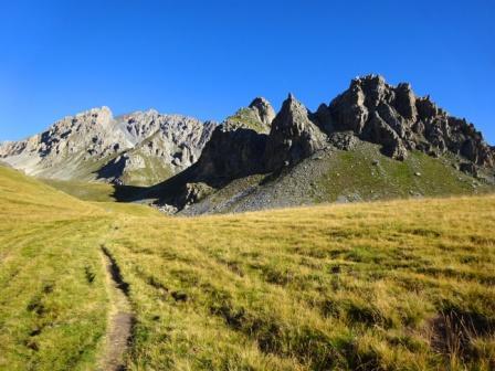 sentieri Valle Maira Altopiano della Gardetta
