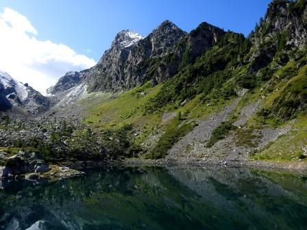 Lago Valle dei Frati