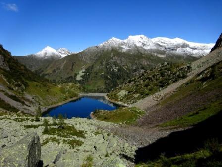 Valle e lago dei Frati