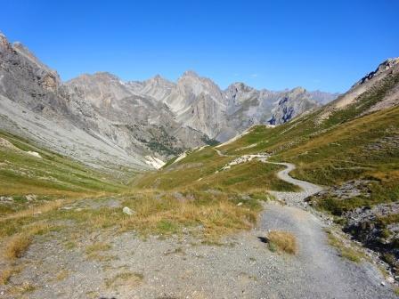 Valle Maira Passo della Gardetta Vallone di Unerzio