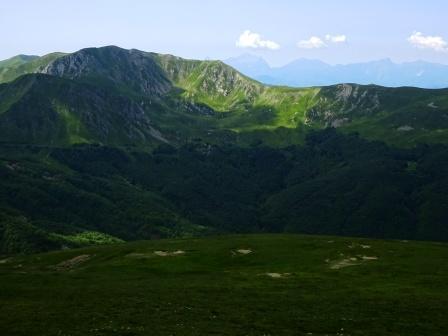 Monte Prado Alpi Apuane
