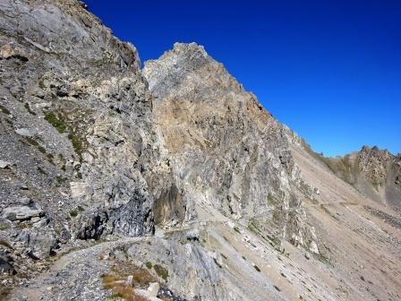 sentieri Valle Maira Passo di Rocca Brancia