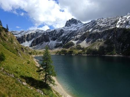 Altopiano dei laghi Lago Colombo Cime Valsanguigno