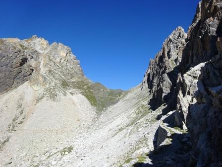 sentieri Valle Stura Colle Oserot