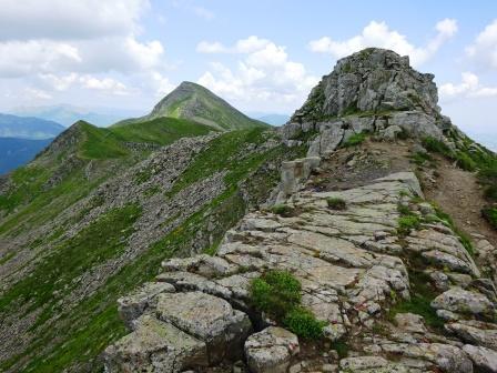 Monte Cusna Sasso del Morto