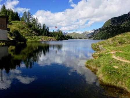 Altopiano dei laghi lago Marcio