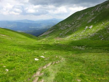 Monte Cusna sentiero 617