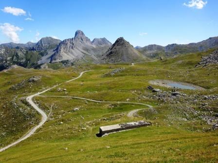 sentieri Valle Maira Altopiano della Gardetta Rocca La Meja