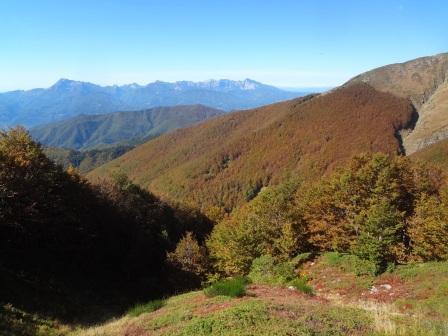 Alpi Apuane da Monte Giovo sentiero 28