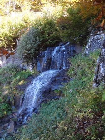 cascata Monte Giovo sentiero 28