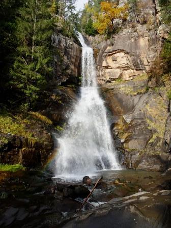 cascate di Barbiano - superiore
