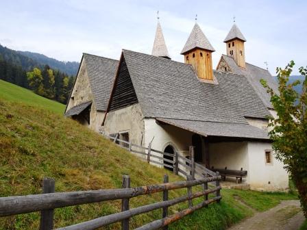Tre Chiese Dreikirchen
