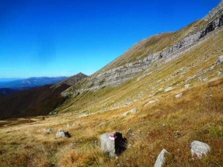 Piano dell'Altaretto e Monte Giovo