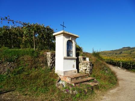 Monteforte d'Alpone, percorso 10 capitelli (primo)