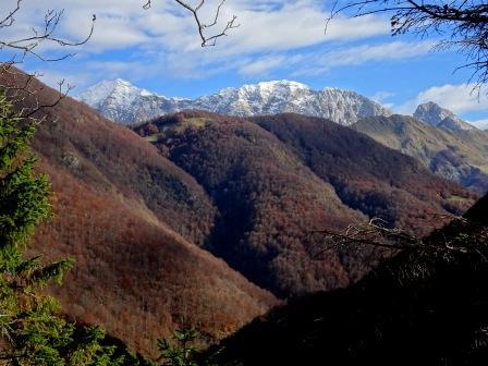 Sentiero 727 Monte Canin