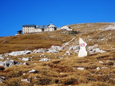 Sciliar Rifugio Bolzano