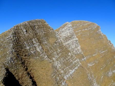 Monte Sagro dallo Spallone