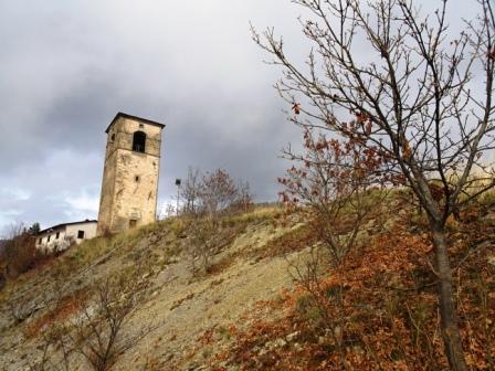 campanile di Castellino di Riolunato