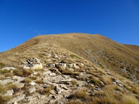 Monte Sagro cresta nord-ovest