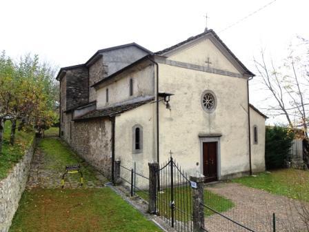 chiesa di Castellino di Riolunato